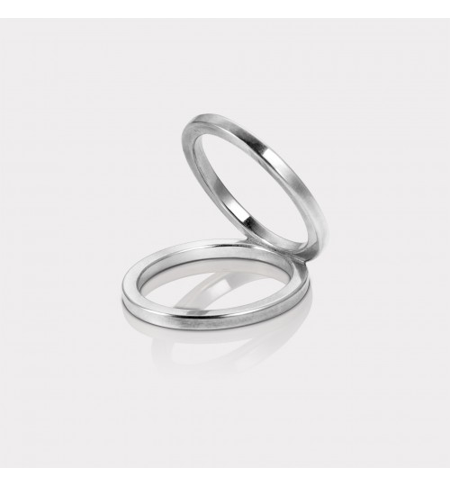 Bend Ring (by Caroline Formby)